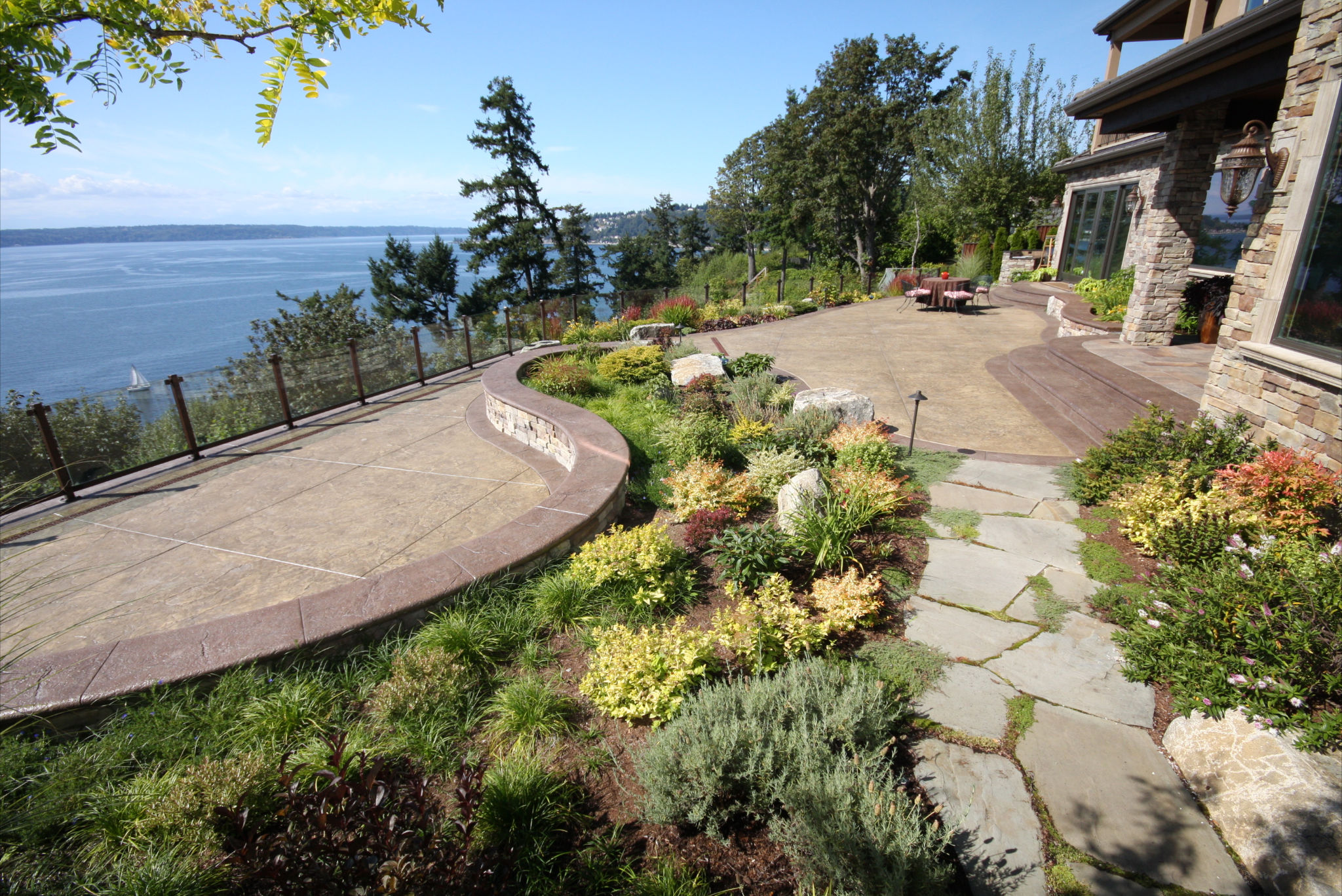 Stamped Concrete Contractor Maple Valley#CC9939